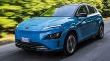 Nuova KONA Electric entra a far parte di Hyundai Renting