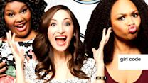 'Girl Code' Exclusive: The Cast Challenges Gender Inequality in a Game of Manopoly