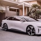 EV startup Lucid delays deliveries of the Air, its Tesla Model S rivaling luxury sedan