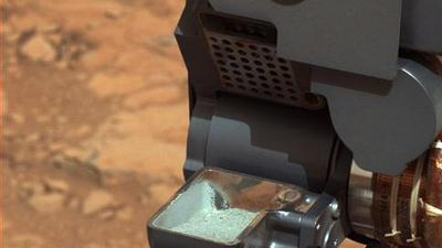 Mars Rover Shows Planet Could Have Had Life