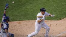 Yanquis superan a Mets y evitan octava derrota seguida