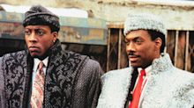Eddie Murphy and Arsenio Hall claim Paramount 'forced' them to cast a white actor in 'Coming to America'