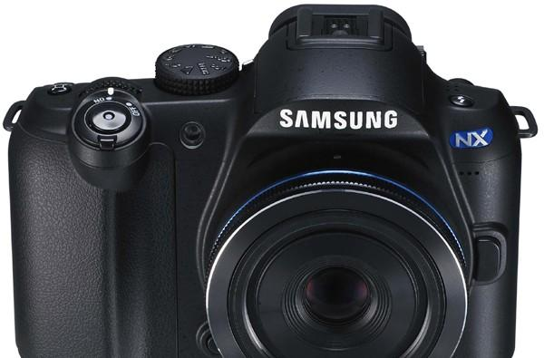 Samsung's hybrid NX Series camera: point-and-shoot with DSLR-like image sensor