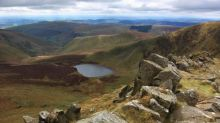 A virtual walk in Welsh mountains – with just an OS map and my imagination
