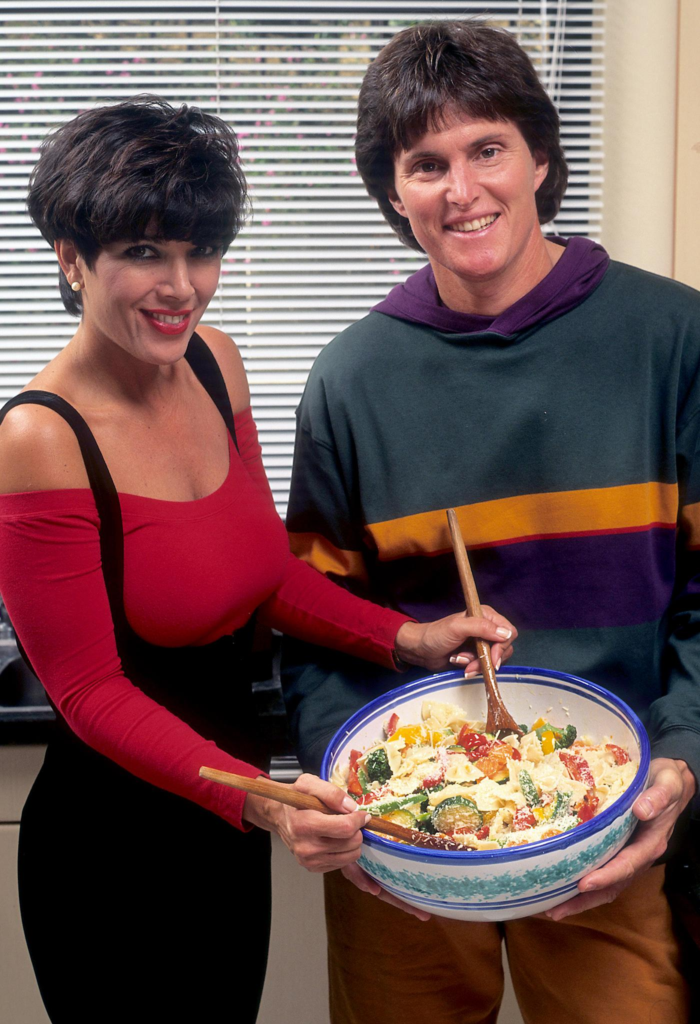tbt the early years of kris and bruce jenner