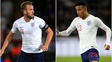 Harry Kane hails England new boy Mason Greenwood as 'complete goalscorer'