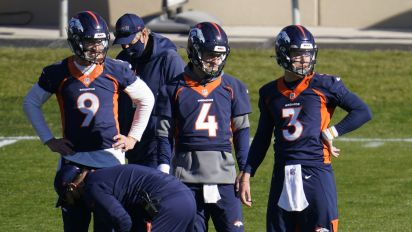 Broncos have zero QBs available to play