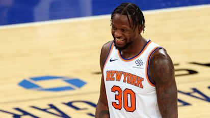 "Randle loves New York: ""I want to retire a Knick'"