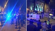 Four people injured after car hits pedestrians in Islington just days after Westminster terror incident