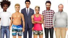 Non solo Barbie: ecco che aspetto avrebbe Ken se fosse più realistico