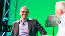 Data Sheet—How Microsoft CEO Satya Nadella Fueled a Humble Comeback