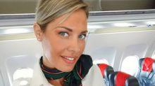"""""""Stewardess mit den meisten Followern weltweit"""" rechnet mit 'eifersüchtigen' Trollen ab"""