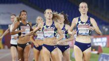 Jemma Reekie maintains 800m dominance in Rome