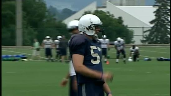 Chambersburg native to serve as Penn State's long snapper