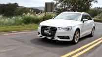 國內新車試駕—Audi A3 sportback 35TFSI CoD