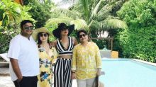 Priyanka Chopra's hot monochrome dress is setting the temperatures soaring
