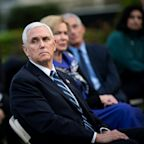 Mike Pence Says Trump Is Just Being 'Optimistic' About Coronavirus