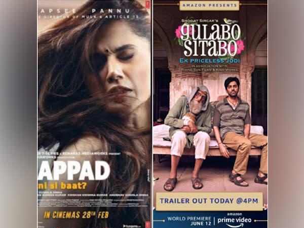 Filmfare Awards 2021: 'Thappad' and 'Gulabo Sitabo' emerge as biggest winners, here's complete list