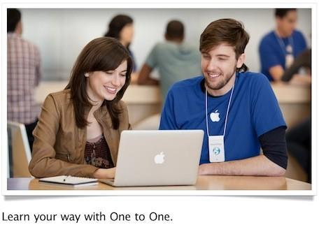 Apple revises One to One program for new customers