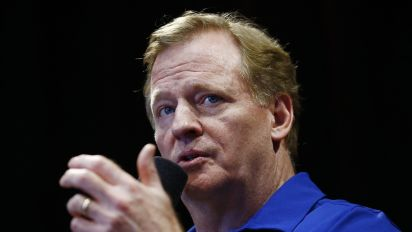 AP source: NFL, Goodell working on 5-year contract extension
