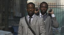 Sterling K. Brown and Brian Tyree Henry: Dystopian future of 'Hotel Artemis' could 'definitely happen'
