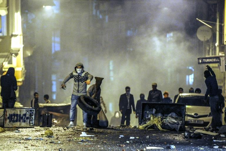 Turkey issues 82 arrest warrants over deadly protests