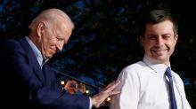 Democrat Biden adds former rival Buttigieg, ex-Obama officials to transition team
