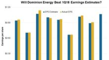 What Could Impact Dominion Energy's 1Q18 Earnings?