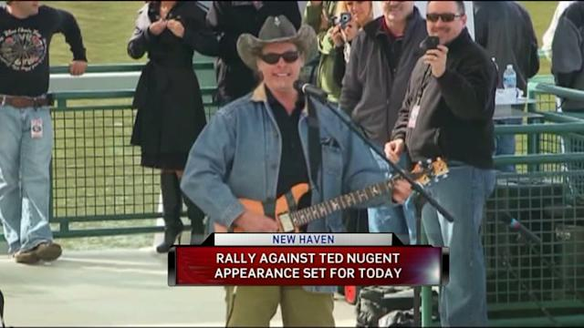 Protest Planned For Ted Nugent Concert