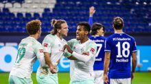 Schalker ohne Biss! Effiziente Bremer erkämpfen sich Sieg
