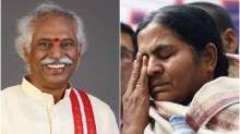 Radhika Vemula Offers Condolences to Dattatreya over Son's Death