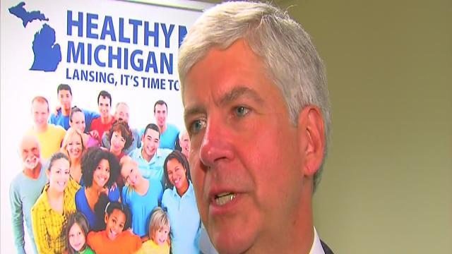 Governor weighs in on primary ballot battle in race for Detroit mayor
