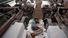 India's stranded migrant workers struggle under virus lockdown