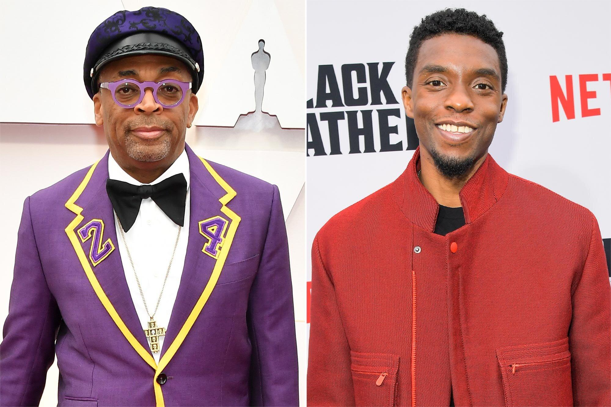 Spike Lee film Da 5 Bloods starring Chadwick Boseman gets Netflix premiere