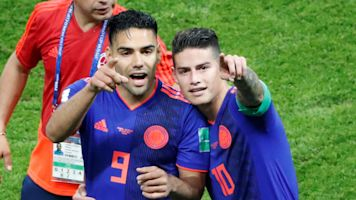 Surging Colombia adds to Group H drama