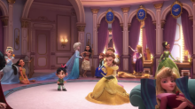 The secret, scandalous life of Disney princesses revealed in new 'Wreck-It Ralph 2' trailer