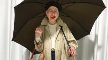 Conheça a modelo que se tornou uma sensação no Instagram aos 95 anos