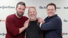 How the Harvey Weinstein scandal has become a nightmare for Ben Affleck and Matt Damon