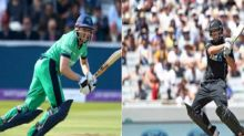 5th Match: Ireland vs New Zealand, (UPDATES)