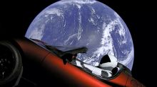 Elon Musk's space car on 'endless road trip' takes a wrong turn and heads towards an asteroid belt