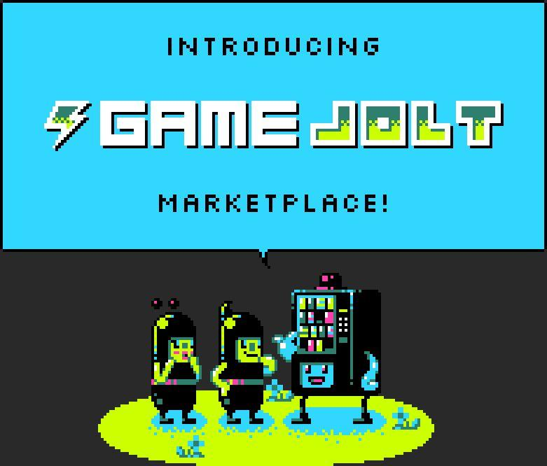 Indie game portal Game Jolt rolls out marketplace