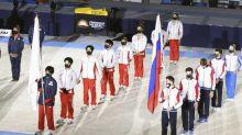 Still in play: Japan's Olympic dream burns on