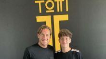 Un altro giovane talento nella scuderia di Totti: ecco lo juventino Luis Hasa