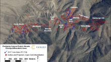 Canarc Continues to Intersect High-Grade Gold at Fondaway Canyon, Nevada, Including 3.24 Grams per Tonne Gold over 12.8 Meters