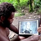 Prince Philip devotees hold mourning ceremony in Vanuatu