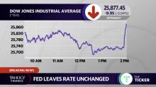 NYU Economics Professor on Fed decision to hold rates steady