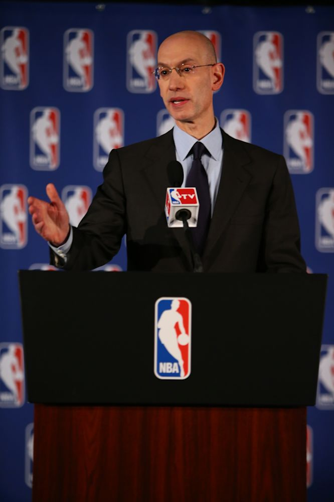 Carney: Obama supports NBA ban against Sterling