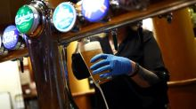 'Super Saturday' - England's pubs, restaurants and hairdressers reopen as lockdown eases