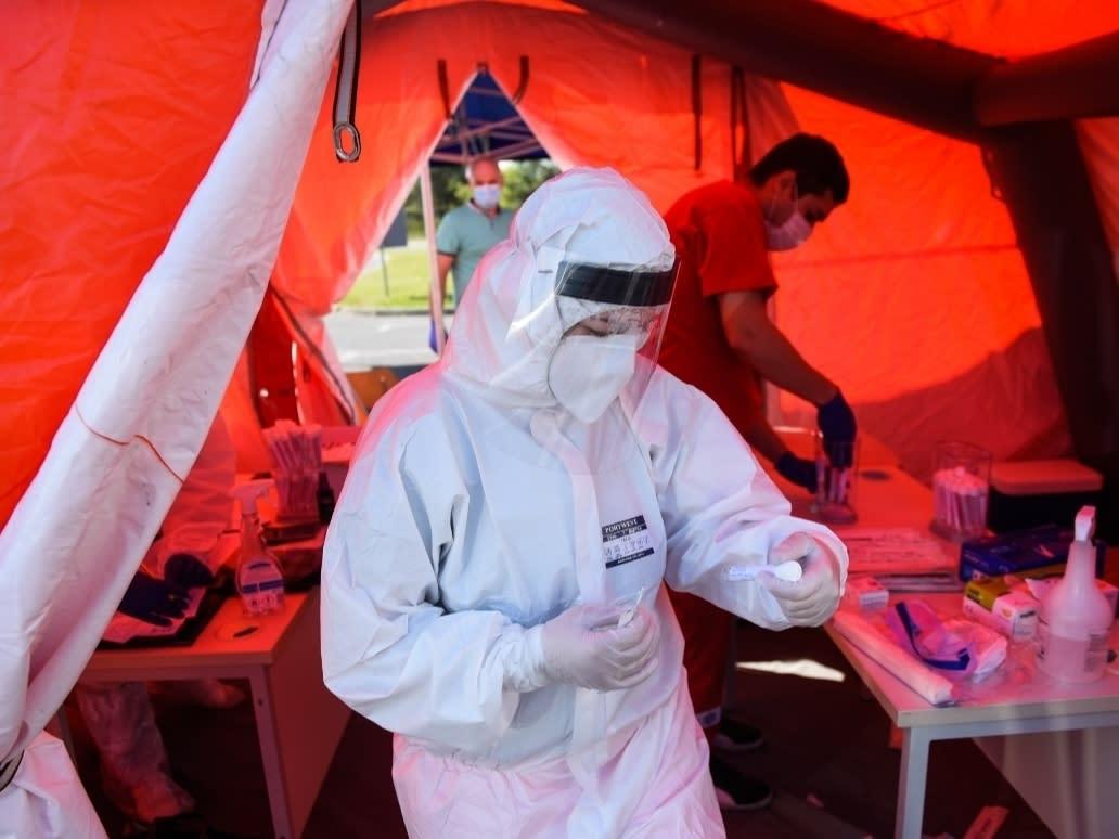 Montgomery's Coronavirus Cases Increase By 1%: June 1