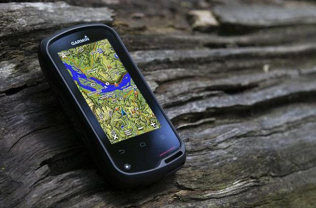 Garmin Monterra handheld GPS runs Android, ships in Q3 for $650